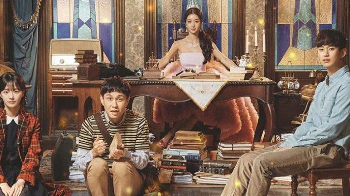 drakor baru Kim Soo Hyun, berjudul Its Okay Not To Be Okay, tayang di Netflix