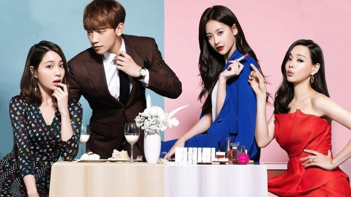 Sinopsis Drama Korea Come Back Mister, Tayang Sore Ini di NET TV Jam 16.45 WIB, Dibintangi oleh Rain