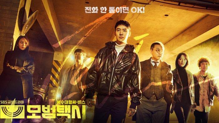 Raih Rating Tinggi, Ini 5 Hal Menarik Drama Korea Taxi Driver, Tak Sekedar Aksi Balas Dendam