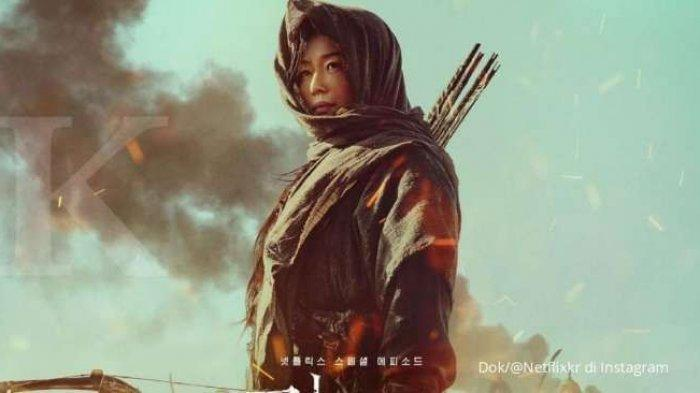 Drakor Kingdom: Ashin of The North Tayang 23 Juli di Netflix, Jun Ji Hyun Ngaku Sempat Ngemis Peran