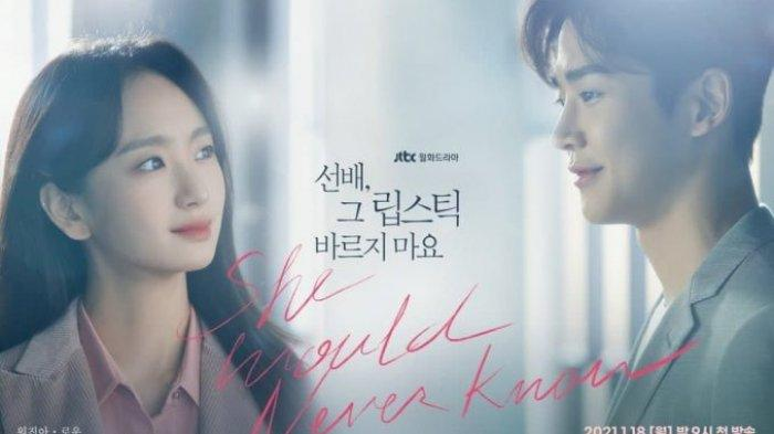 Sinopsis Drama Korea Terbaru She Would Never Know, Dibintangi Rowoon SF9 dan Won Jin Ah