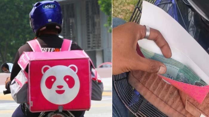 Driver Ojol Kaget Dikasih Amplop Berisi Rp 3,5 Juta, Pelanggan : Doakan Saya Bisa Punya Anak