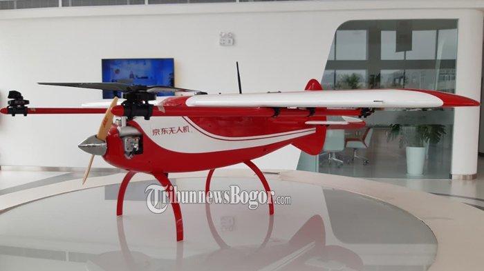 Bisa Terbang Sejauh 100 km, Drone Ini Khusus untuk Antar Paket Obat & Makanan ke Daerah Bencana
