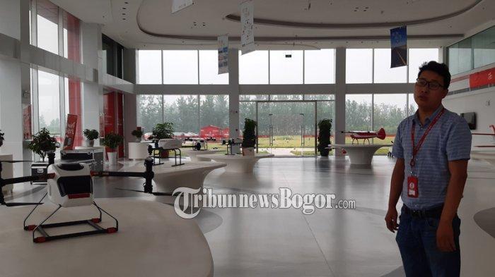 Drone Generasi ke-3 JD.com Pernah Diuji Coba di Indonesia, Antar Paket ke Lokasi Terpencil di Bogor