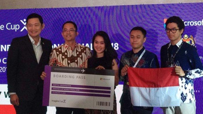 Bikin Bangga ! Drone Pembantu Petani Buatan Mahasiswa Indonesia Lolos ke Kompetisi Dunia
