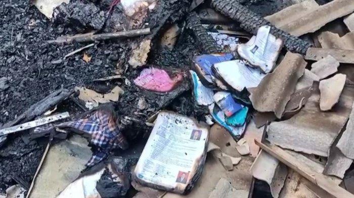 Kronologi Dua Lansia Tewas dalam Kebakaran Rumah, Saat Kejadian Korban Diduga Sedang Tidur