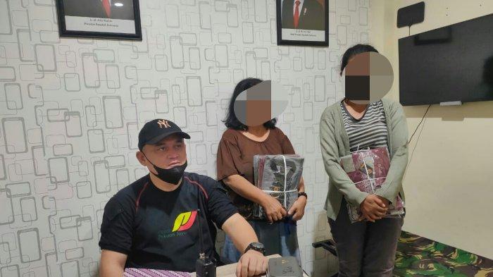 Tertangkap Basah Curi Busana Muslim di Pasar Kota Bogor, 2 Wanita Ini Tak Berkutik Dikejar Sekuriti