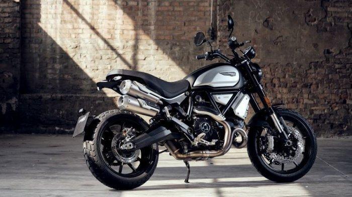 Tampang Sangar Ducati Scrambler 1100 Dark Pro, Bobot Basah Diklaim Mencapai 206 kg