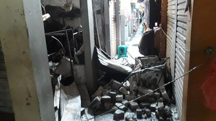 Penyebab Kebakaran di Pasar Cibinong hingga 4 Ruko Ludes, Diduga dari Kulkas