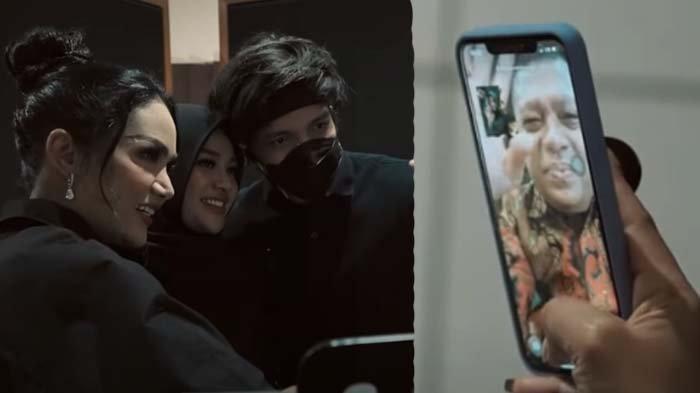 Pertama Kali Video Call Raul Lemos, Aurel Kaget Sampai Ditenangkan Atta : Mohon Doanya Ya Om