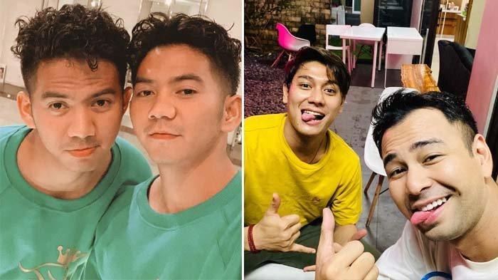 Bikin Grup Bareng Rizky Billar, Raffi Ahmad 'Tantang' Rizki Ridho : Sorry Gue Mau Ngalahin Lu !