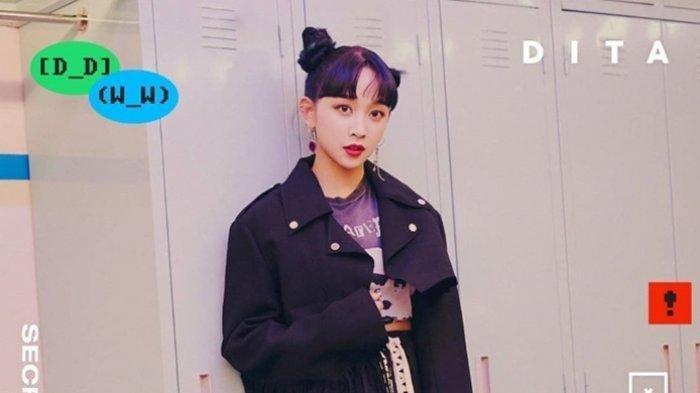 Dita, member girlband Secret Number