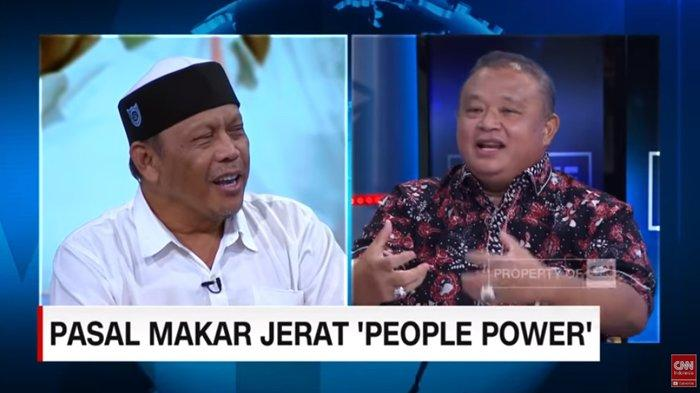 Eggi Sudjana Ungkit Kasus Soeharto Tahun 1998, TKN: Jadi Jokowi Disuruh Kasih Jabatannya ke Prabowo?