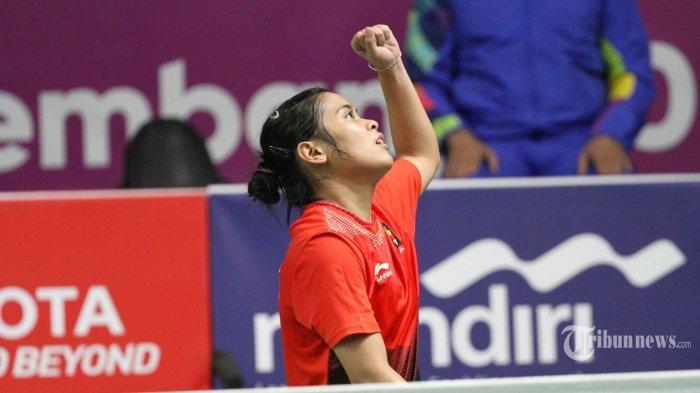 Final Bulu Tangkis Putri SEA Games 2019 Hari Ini, Indonesia Vs Thailand