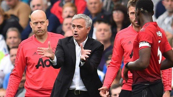Dipecat, Jose Mourinho Resmi Tinggalkan Manchester United