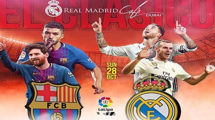 Hasil Barcelona vs Real Madrid El Clasico: Los Blancos Permalukan Lionel Messi dkk di Camp Nou