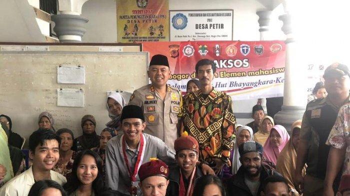 Kasus Wanita Bawa Anjing Masuk Masjid di Sentul, Elemen Mahasiswa Bogor Angkat Bicara