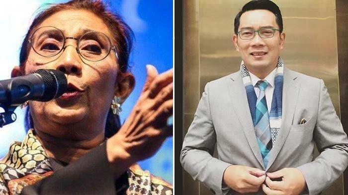 Kritik Usulan Ridwan Kamil Pangandaran Jadi Lokasi Budi Daya, Ini Alasan Susi Tertarik Isu Lobster