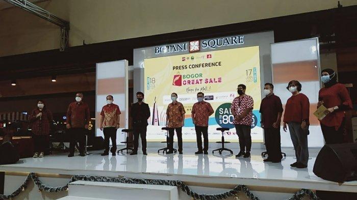 Bangkitkan Ekonomi Nasional, 6 Mall Di Bogor Buat Pesta Diskon Hingga 80 Persen Serentak