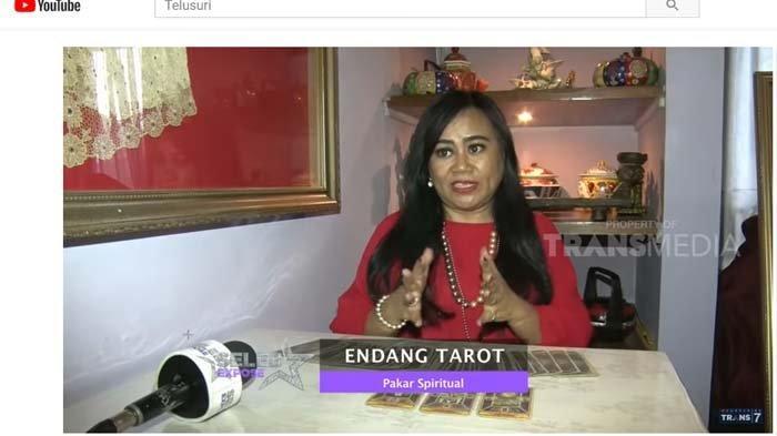 Endang Tarot ramalkan Luna Maya dan Ariel Noah CLBK