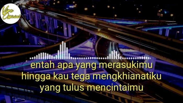 Download Lagu Entah Apa yang Merasukimu Musik DJ Remix yang Viral di TikTok - MP3 Salah Apa Aku