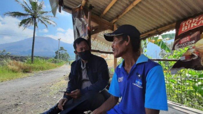 Pendaki Hilang Misterius di Gunung Guntur, Sempat Begadang, Akhirnya Ditemukan Dekat Mata Air