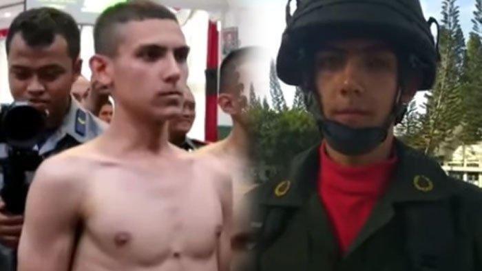 Jadi Calon Taruna Akmil, Enzo Remaja Keturunan Perancis Disebut Sudah Penuhi Semua Syarat