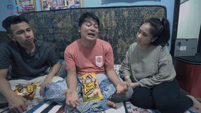 Asisten Raffi Ahmad Akui Hampir Digugurkan saat Masih Dalam Kandungan, Nagita Slavina Menunduk Sedih