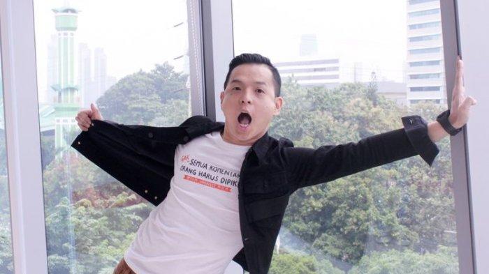 Kasus Covid-19 di Indonesia Meningkat, Ernest Prakasa Berikan Saran untuk Pemerintah