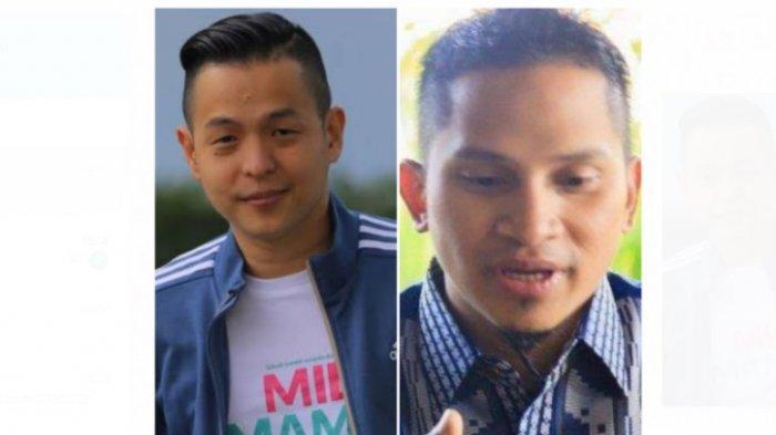 Mumtaz Rais Nazar Berenang dari Jakarta ke Labuan Bajo, Ernest : Gak Belajar dari Bapaknya Ya ?