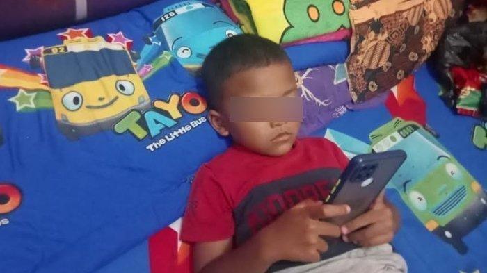 Heboh ! Bocah 4 Tahun di Serang Disunat Sosok Misterius, Ini Cerita Sang Ayah