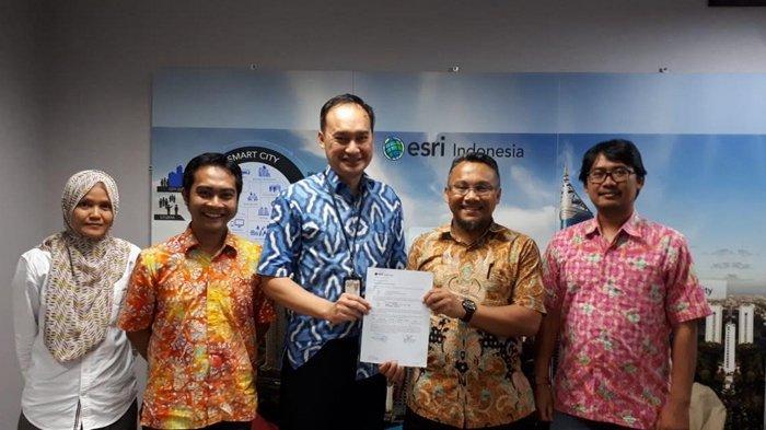 Berikan Hibah ArcGIS, ESRI Indonesia Dukung Konsep IPB Agro-maritim 4.0
