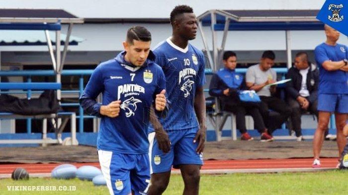 Jelang Persib Bandung Vs Persiwa Wamena- Bojan dan Esteban Siap Unjuk Gigi di Depan Suporter