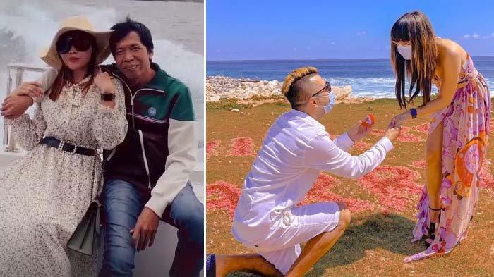 Tak Mau Kalah dari Kiwil, Mantan Istri Segera Menikah Lagi, Momen Lamaran Mewahnya Jadi Perbincangan