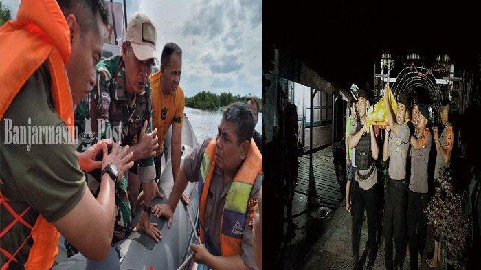 Speedboat Rombongan Paspampres Terlibat Kecelakaan Maut, 6 Orang Tewas Termasuk Dandim Kapuas