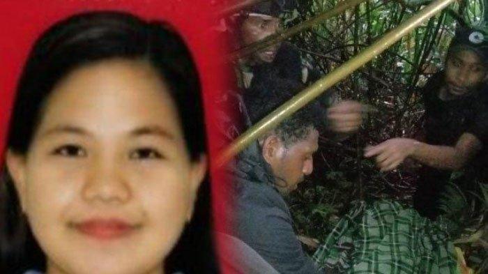 Evakuasi Jasad Gabriela Meilani dari Jurang 300 Meter, Aparat Ditembaki KKB Papua