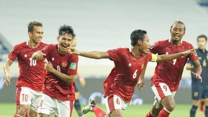 Hasil Kualifikasi Piala Asia 2023 Leg Pertama: Timnas Indonesia Menang 2-1 Atas Taiwan