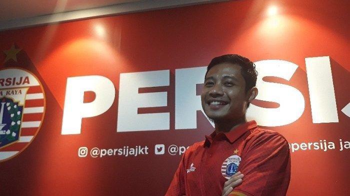Ikut Latihan Perdana, Evan Dimas Punya Motivasi Bawa Persija Jakarta Raih Juara