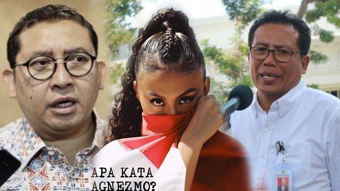 Dikritik Fadli Zon, Agnez Mo Bereaksi Ini saat Dibela Jubir Presiden Soal Wawancaranya yang Viral