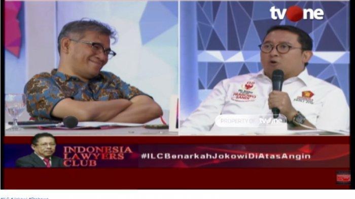 Karni Ilyas Sebut Prabowo Bingung Dengar Unicorn, Jawaban Fadli Zon Bikin Budiman Tertawa