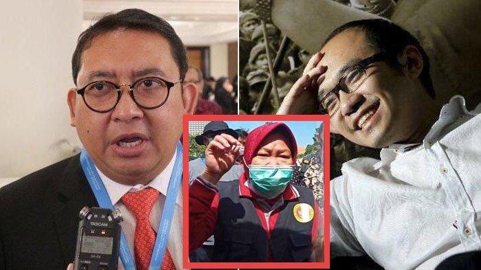 Fadli Zon Sebut Ngeri Lihat Kemarahan Bu Risma Gara-gara PCR, Yunarto: Tenang Gak Bakal Diculik Bang