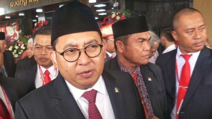 Tidak Ditunjuk Jadi Menteri Jokowi, Fadli Zon Tertawa: Sejak Awal Saya Tidak Mau, Apalagi Berharap