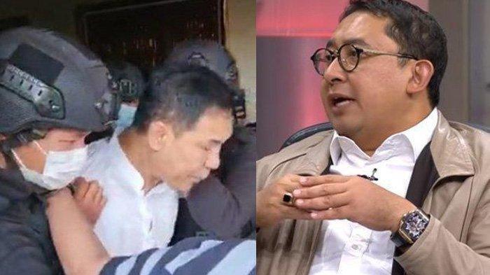Munarman Ditangkap Terkait Tuduhan Terorisme, Fadli Zon Tak Percaya : Sungguh Mengada-ada