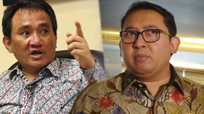 Sebut Soal Mahar Politik Rp 500 M dari Sandiaga, Andi Arief Ngaku Dapat Info dari Fadli Zon