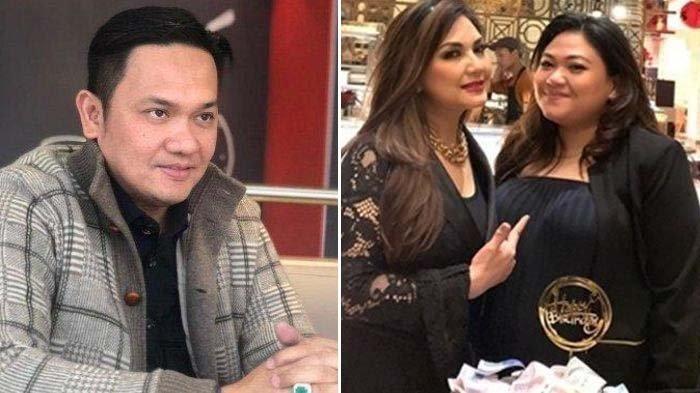 Farhat Abbas Prihatin Anak Mantan Istri Diduga Tipu Ratusan Orang, Nia Daniaty Tak Mau Ikut Campur