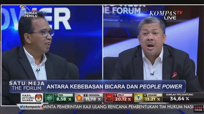 Ngotot Bela Ratna Sarumpaet, Fahri Hamzah Berapi-api : Orang Bohong Banyak, Ngapain Negara Ngurusin?