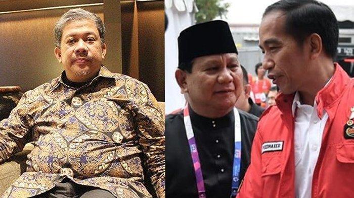 Analisa Fahri Hamzah Soal Dampak Prabowo Jadi Menhan: Harus Diakui Keputusan Jokowi Misterius
