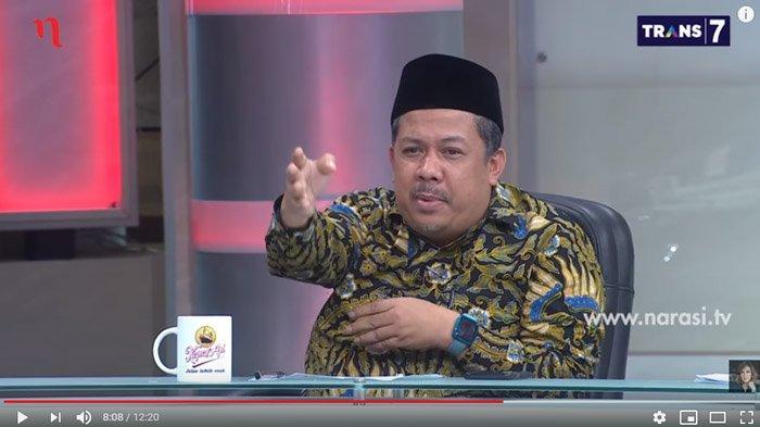 Fahri Hamzah Ngaku Sanggup Berantas Korupsi Hanya dalam Waktu 5 Tahun, Minta KPK Dibubarkan
