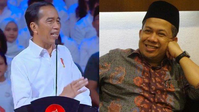 Jokowi Ingatkan yang Suka Impor Gas, Fahri Hamzah: Kedengarannya Ada Orang Lebih Kuat dari Presiden