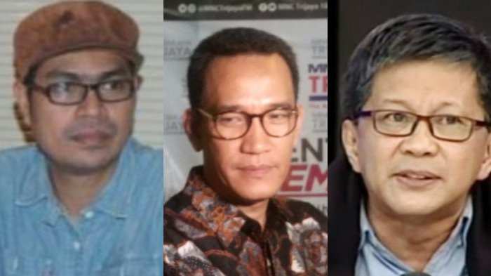 Ajukan Uji Materi ke MK, Faisal Assegaf Sebut Rocky Gerung dan Refly Harun Frustasi